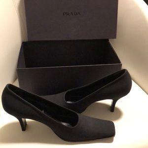 Prada platform shoes size 40